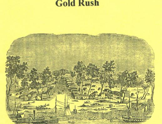 Vol.46 No.1 Cholera & Other Plagues of the Gold Rush (Print Copy)