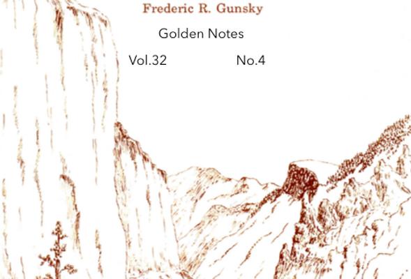 Vol.32 No.4 Lobbyist for the Trees: John Muir in Sacramento (Print Copy)