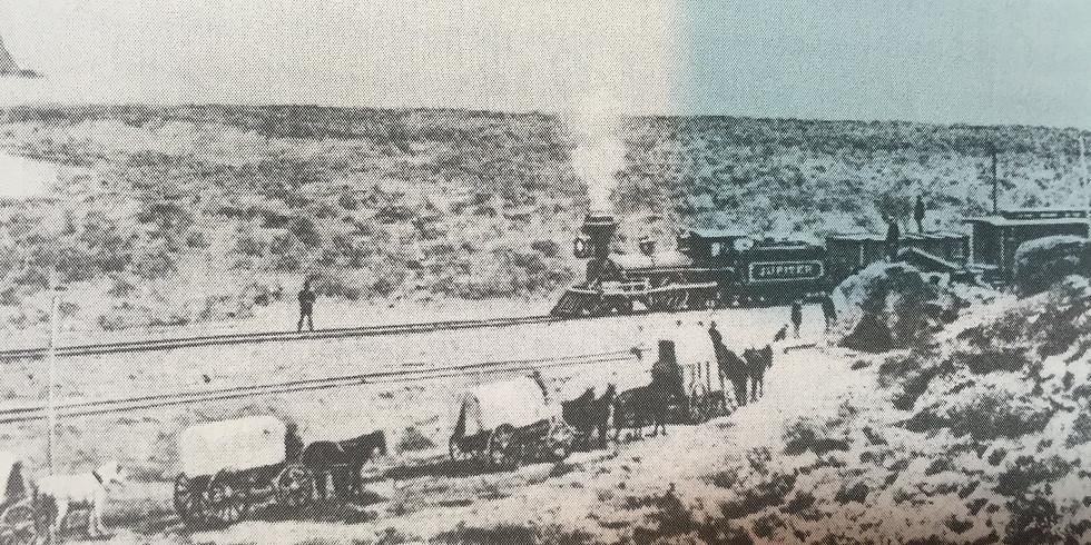 Sacramento & the Transcontinental Railroad that United the World