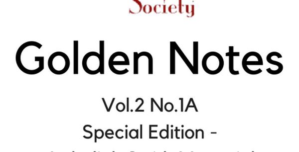 Vol.2 No.1A Special Edition - Jedediah Smith Memorial (Digital Copy)