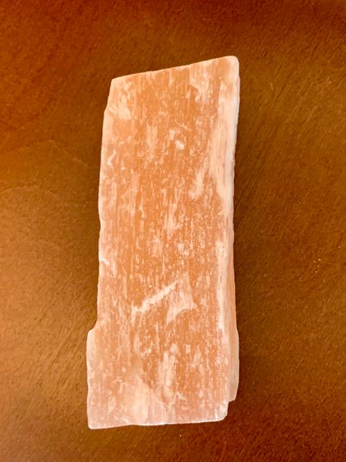 Orange Selenite