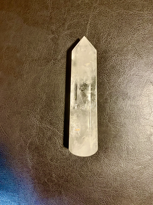Clear Quartz Crystal Wand (Large)