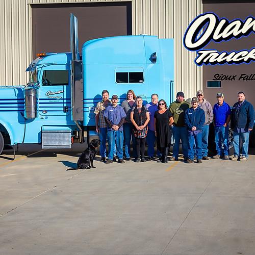 Olander Trucking