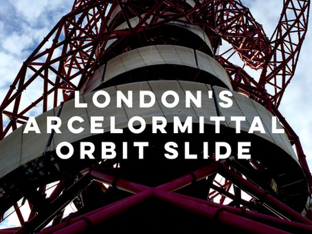London's ArcelorMittal Orbit Slide