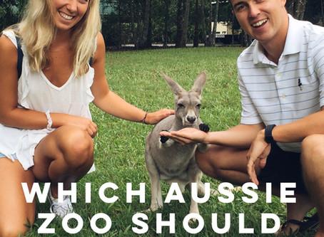 Which Aussie Zoo Should You Visit? Taronga Zoo Vs. Australia Zoo