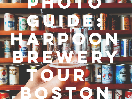 Photo Guide: Harpoon Brewery Tour – Boston