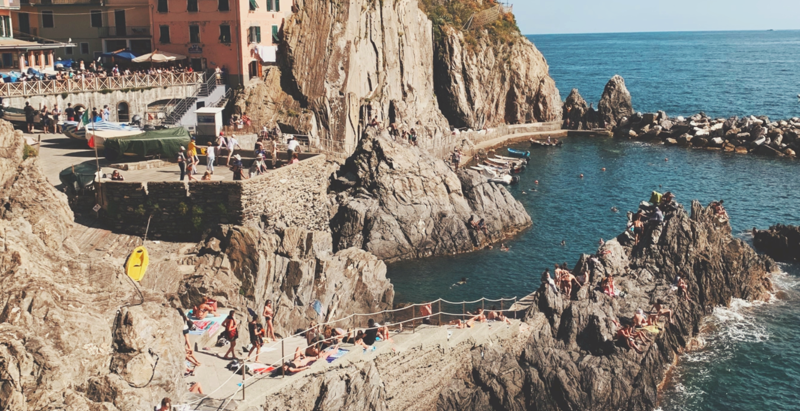Cinque Terre, Italy in a Day!