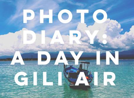 Photo Diary: A Day in Gili Air, Bali