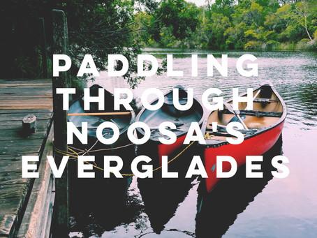 Paddling Through Noosa's Everglades