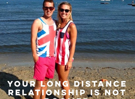 Your Long Distance Relationship is NOT Doomed