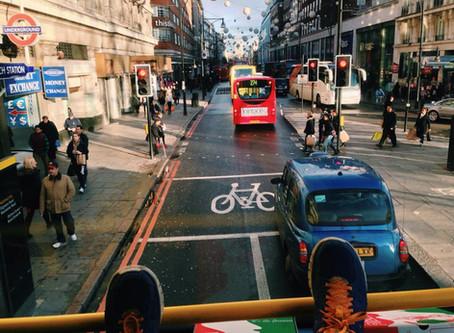 Snapshot Scene – My Favorite Photo from My Semester in London
