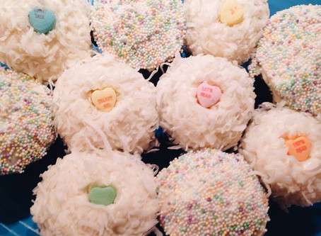 CocoNUTs About You Cupcakes