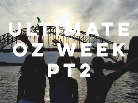 Ultimate Oz Week Pt2