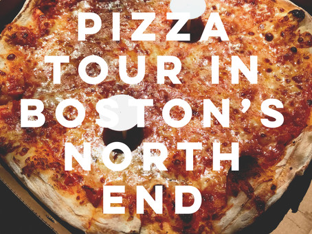 Pizza Touring through Boston's North End