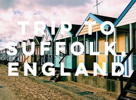 Trip to Suffolk, England