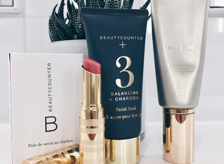 After Travel: Getting Back on Track with my Skincare Routine with Beautycounter