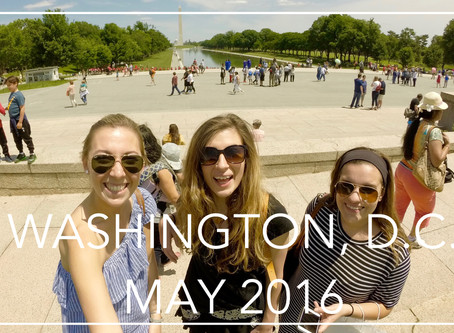 A WEEKEND IN: WASHINGTON, D.C.