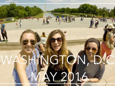 A WEEKEND IN: WASHINGTON, D.C.