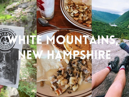 What to Do in the White Mountains, New Hampshire