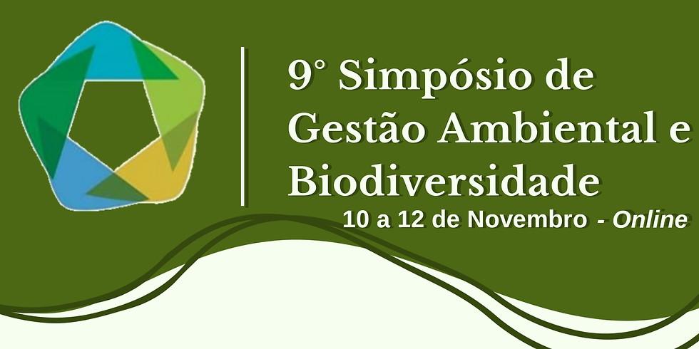9º Simpósio de Gestão Ambiental e Biodiversidade (SIGABI)