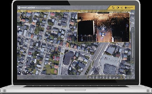 C8 Image_ SkyWatch app on iPhone alongsi