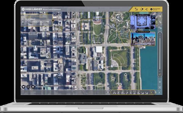 Fleet Dock with multiple drones_ _2 acti
