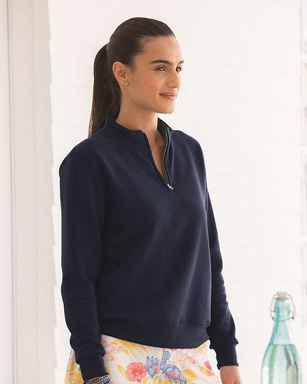 SofSpun® Quarter-Zip Sweatshirt