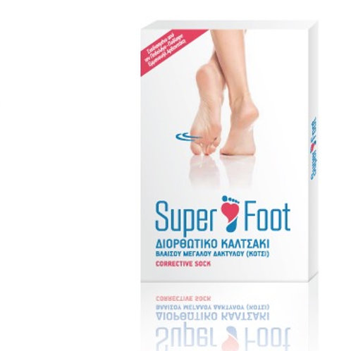 Superfoot Corrective Sock