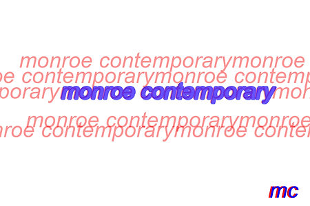 Monroe Contemporary logo