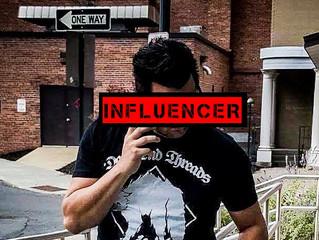 """Life as an """"influencer"""""""