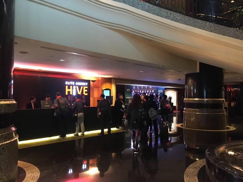 FWD ELITE AGENCY HiVE 2017