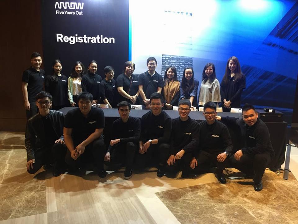 ARROW Centralized Training 2017
