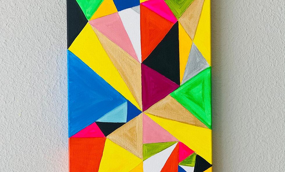 12x24 Acrylic on Canvas