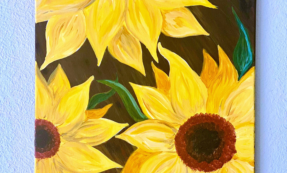 12X24 Acrylic on Studio Canvas