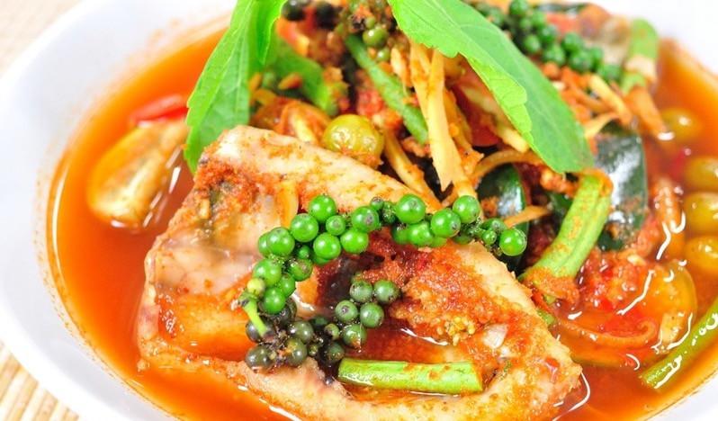 R&G Jungle Curry Recipe