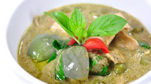 R&G Thai Green Curry