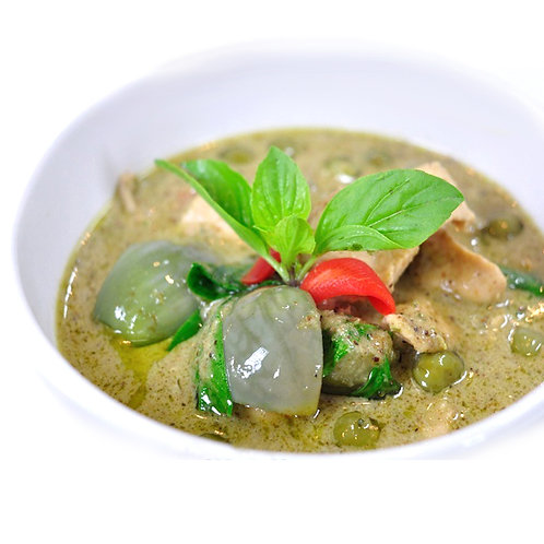 R&G Green Curry paste