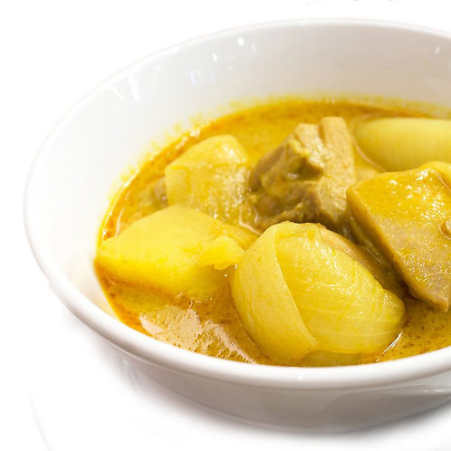 R&G Yellow Curry paste