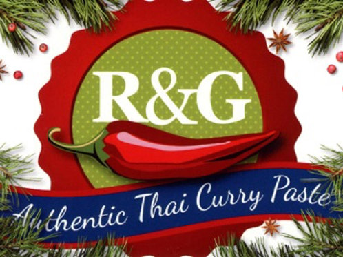 Choose any 10 of R&G thai curry paste