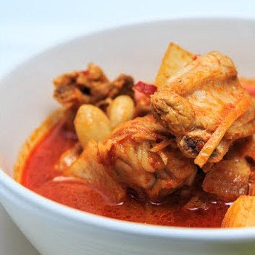 Chiangmai Curry Paste