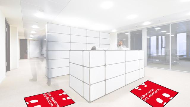 kopfquartier_Aktion_Fussmatten_Stadtspar