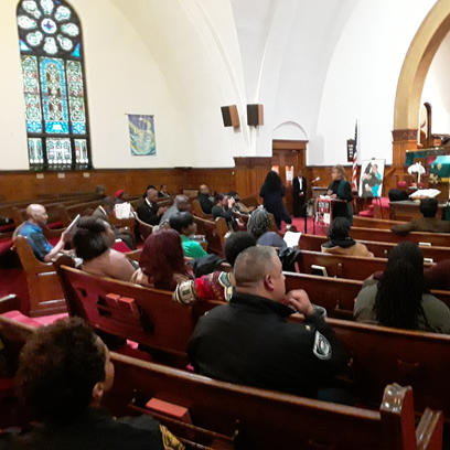 INTERFAITH SERVICE ON PEACE, NON-VIOLENCE & CIVIC ENGAGEMENT