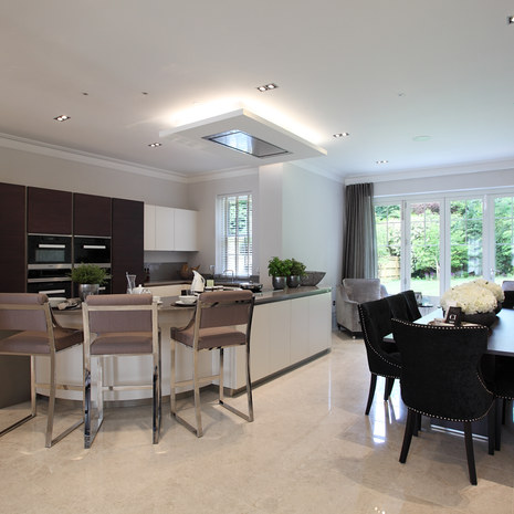 Kitchen Project in Berkshire