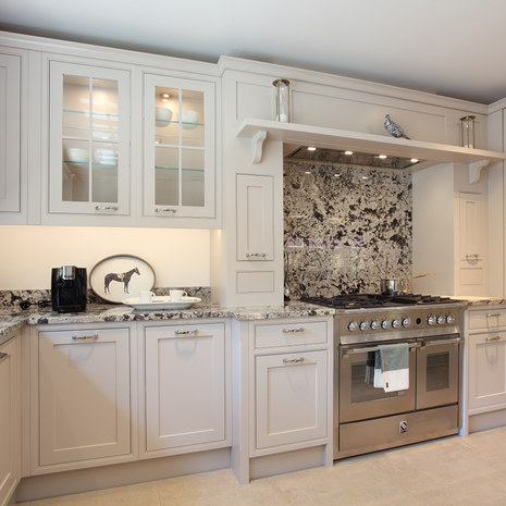 Kitchen Project in Oxfordshire