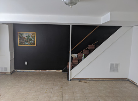 Cabin Fever Renovations: Basement Edition #1