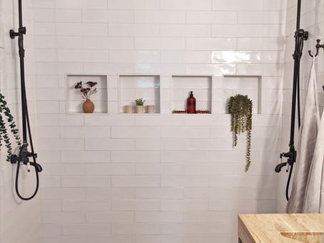 Gwen + Don's bathroom