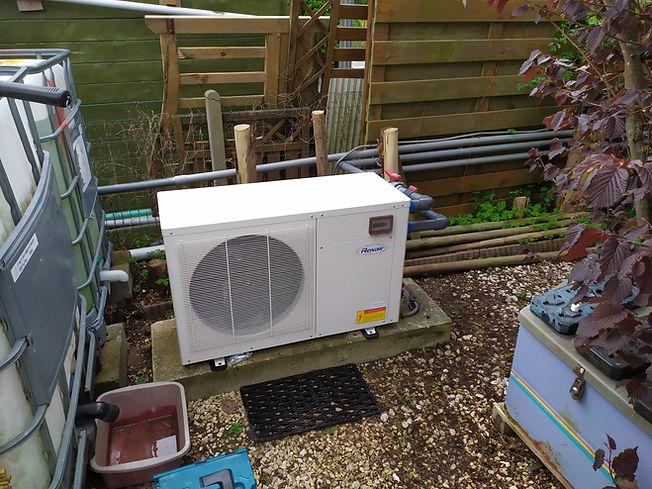 installation entretien dépannage pompe à chaleur