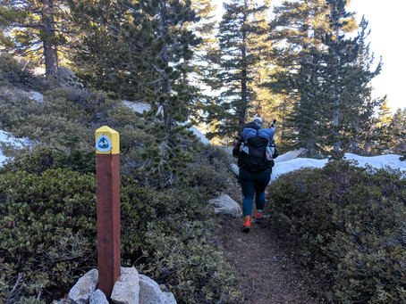 Days 18-24 // mountain beauty