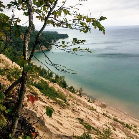 First sights of Lake Superior