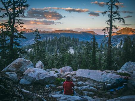 video update: my summer in the sierra